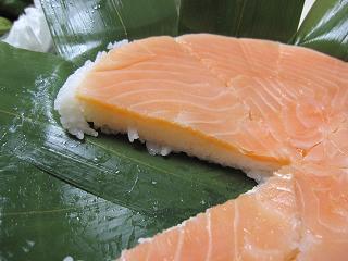 ますの押し寿司