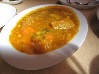野菜のカレー