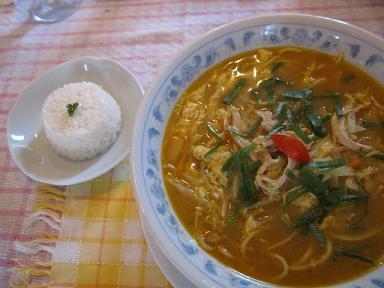 ネパール風ラーメン・トゥクパ