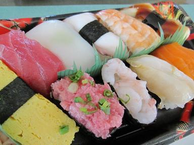 お寿司大好き(≧▽≦)♪