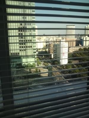 12階からの眺め