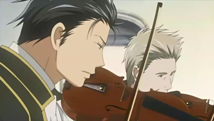 小提琴四重奏///