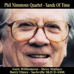 Phil Nimmons Quartet