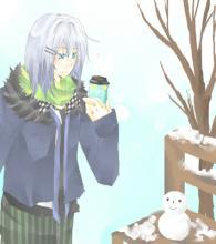 冬とみはるん