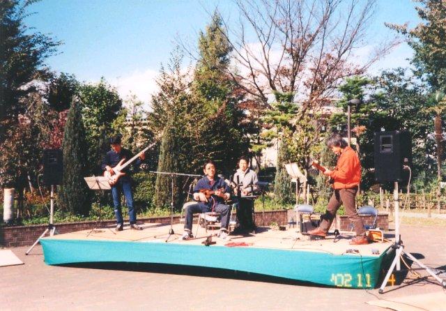 バッチリキメターズ at 立川国際芸術祭