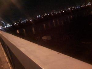 鞭聲粛粛夜河を渡る