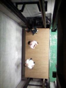 奈落エレベーター