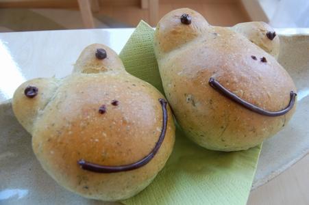 かえるパン