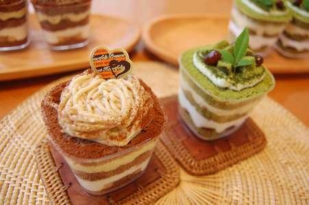 カップケーキ2種