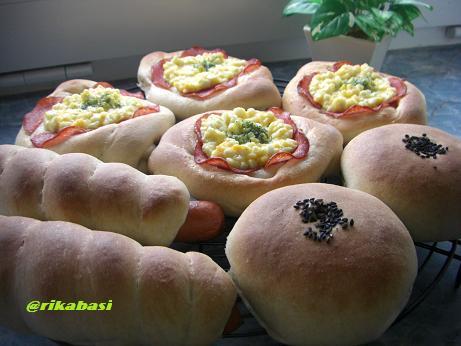 総菜パン&あんぱん