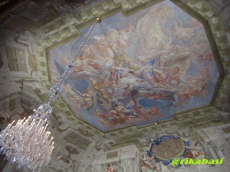 ベルヴェデーレ宮殿4
