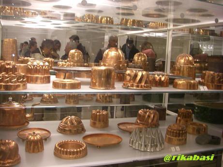 王宮:菓子道具