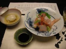 甘鯛の蕪蒸…そして本場の海鮮たち☆