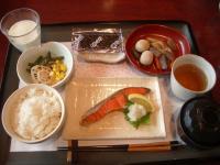 三日目・朝食