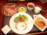 二日目・朝食