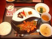二日目・夕食