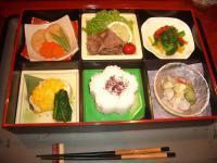 四日目・夕食