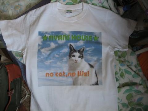 ハヤトTシャツ