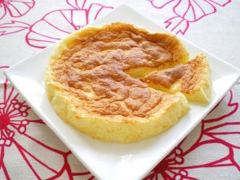 プロセスチーズdeチーズケーキ