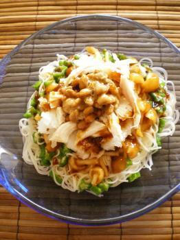 ネバネバおろし素麺