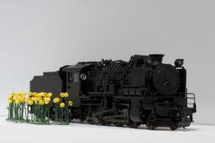 天賞堂 51016 9600形蒸気機関車 79616号機 2つ目ヘッドライト