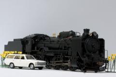 天賞堂 71006 D51形蒸気機関車 標準 北海道形