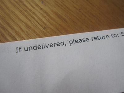 もしかして・・・Air Mail !?