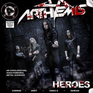 Arthemis - Heroes (2010)
