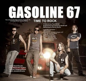 Gasoline-67-Time-To-Rock-Album