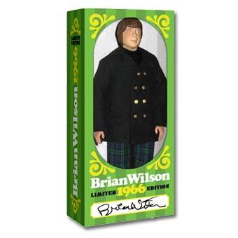 Brian Wilson Action Figure
