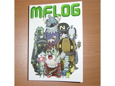 WFLOG表紙