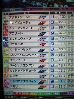 マフィン9戦目