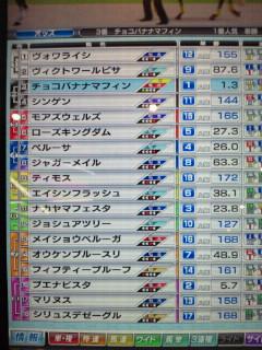 マフィン13戦目