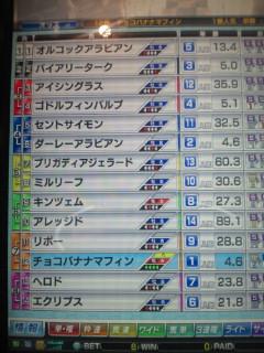 マフィン26戦目