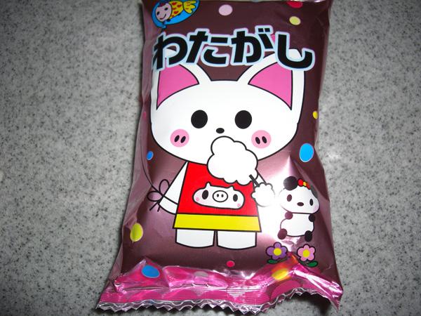 綿菓子・・・