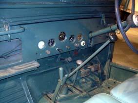 ジープ機能トヨタジープの内装