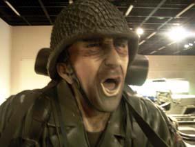 ジープ機能アメリカ兵のオッサン