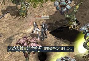 12/11火の大精霊混戦