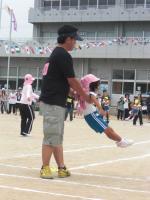 幼稚園運動会3