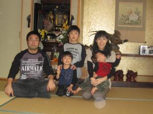 2012家族