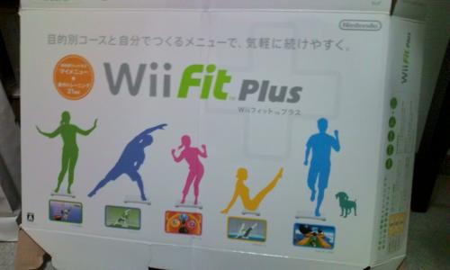 wii fit+