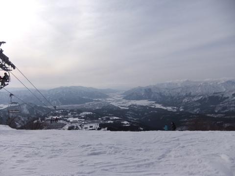 雪遊び福井3