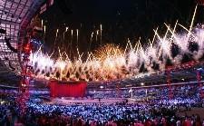 トリノオリンピック開会式