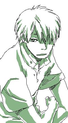蟲師*ギンコ