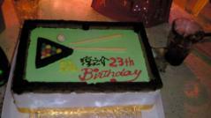 ビリヤードケーキ