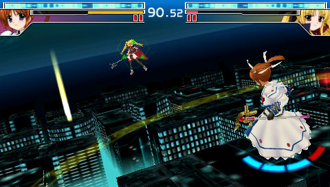 PSP 魔法少女リリカルなのはA's PORTABLE - THE BATTLE OF ACES - 22