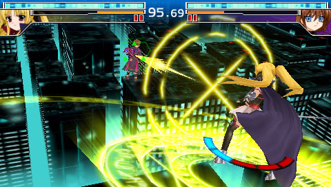 PSP 魔法少女リリカルなのはA's PORTABLE - THE BATTLE OF ACES - 23