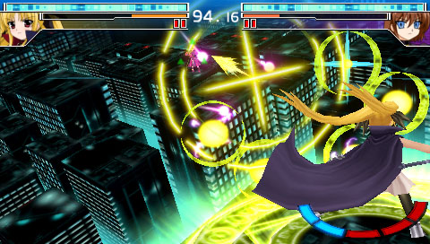 PSP 魔法少女リリカルなのはA's PORTABLE - THE BATTLE OF ACES - 24