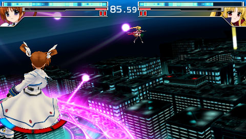 PSP 魔法少女リリカルなのはA's PORTABLE - THE BATTLE OF ACES - 25