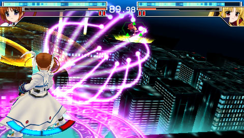 PSP 魔法少女リリカルなのはA's PORTABLE - THE BATTLE OF ACES - 26